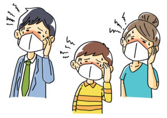 必見】マスク頭痛の予防法 | 勉強カフェ 神戸三宮スタジオ|自習室よりも勉強カフェ